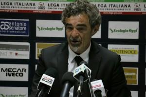 Gaetano Auteri, allenatore del Benevento