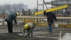 operai lavoro cantiere edile