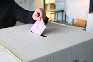 Urna elettorale votazioni