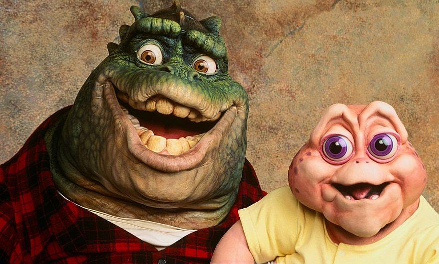 Traumi degli anni il finale della serie tv quot i dinosauri