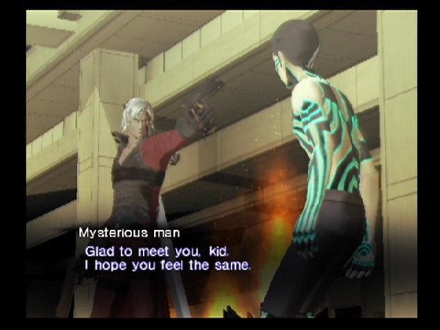 In Lucifer's Call, grazie ad un accordo fatto fra Atlus e Capcom, sara possibile incontrare Dante di Devil May Cry.