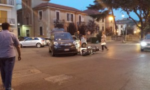 incidente via misasi