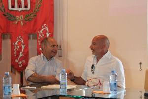 Franco Bruno e Salvatore Magarò
