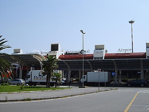 aereoporto lamezia