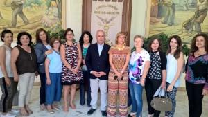 foto di gruppo Comitato Imprenditoria Femminile
