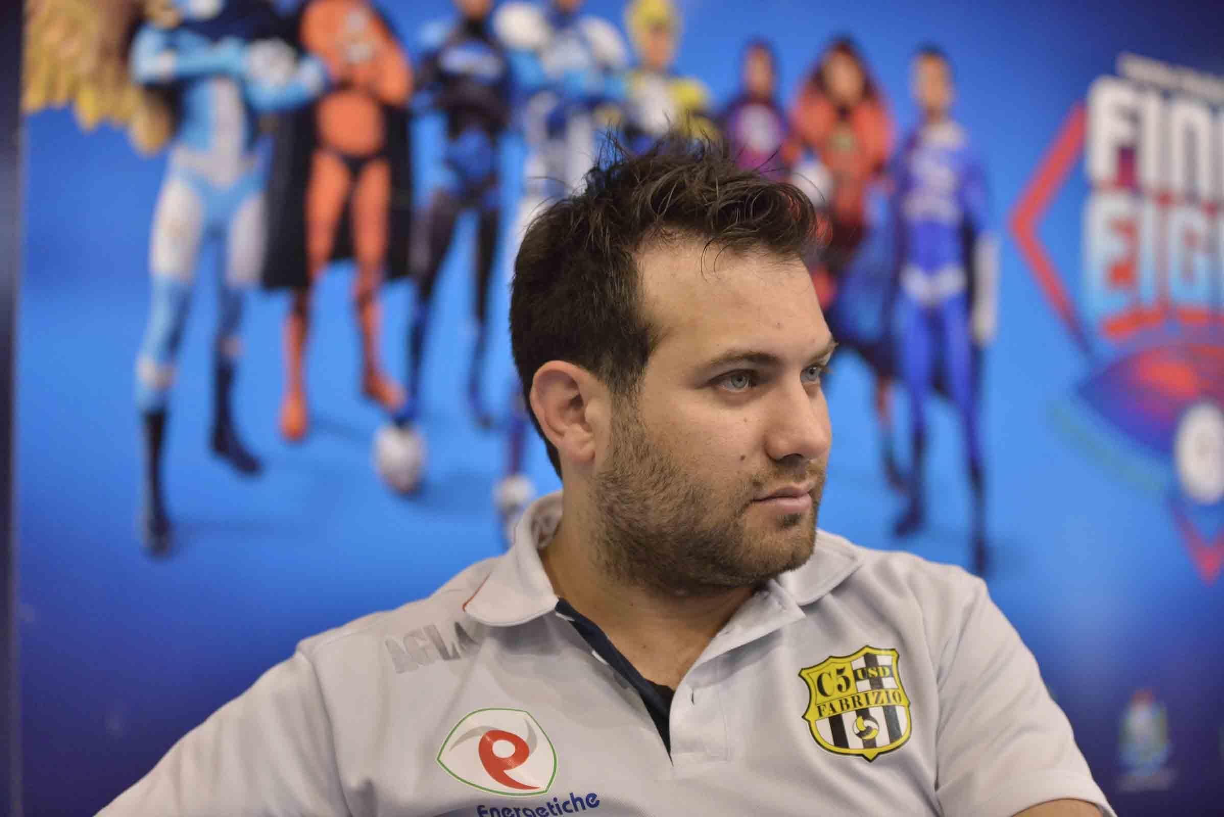 Luca Forace Ds Futsal Corigliano Cal.