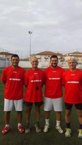 Staff tecnico Corigliano 16- 17
