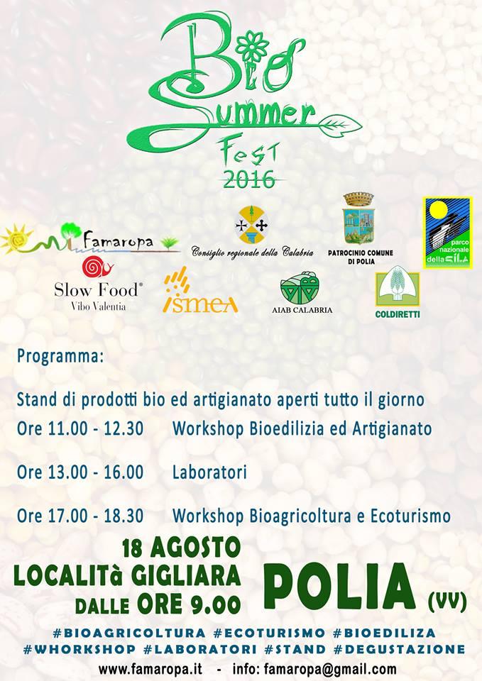 bio summer fest