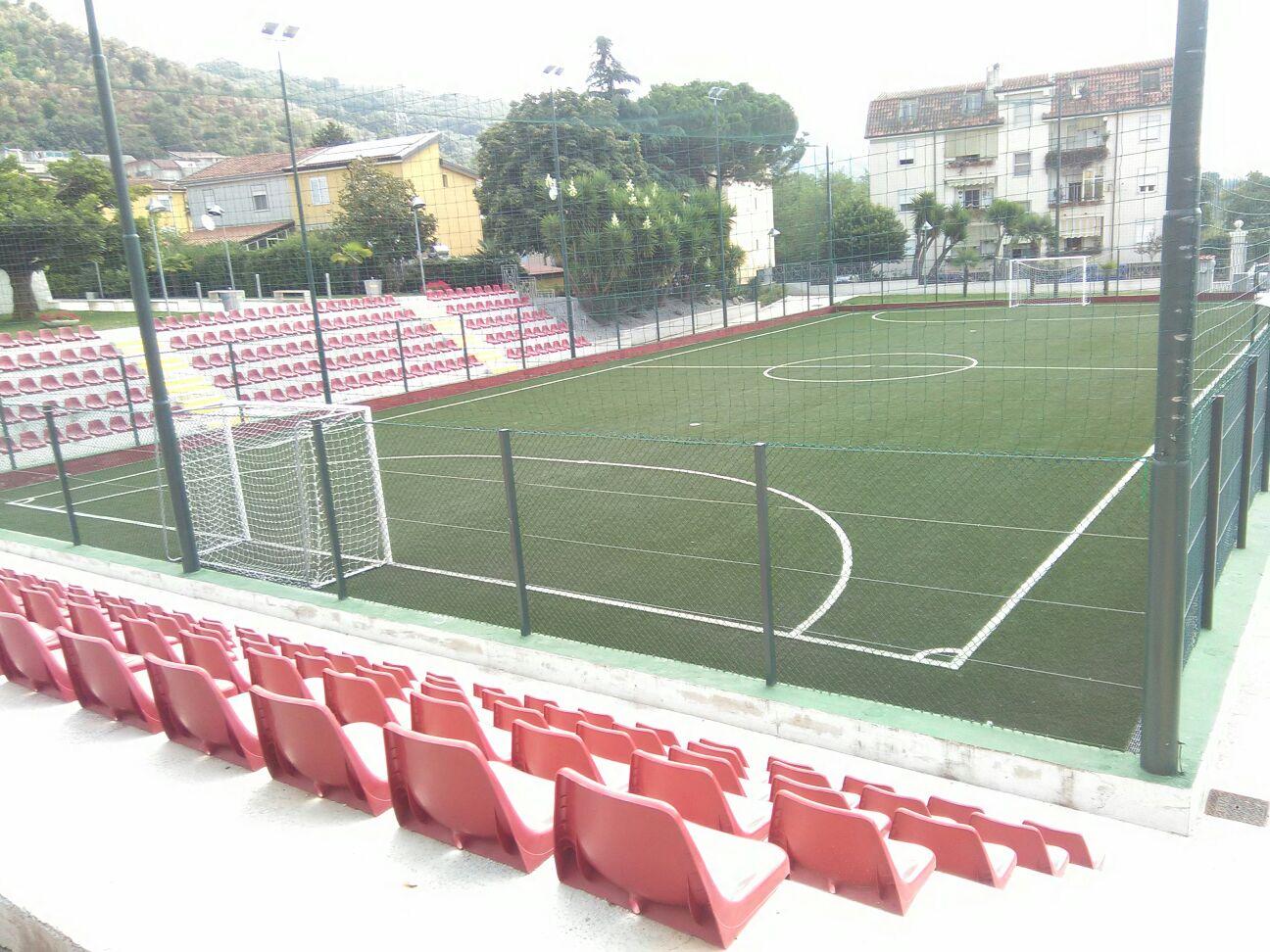campo calcio a 5 – Pianopoli