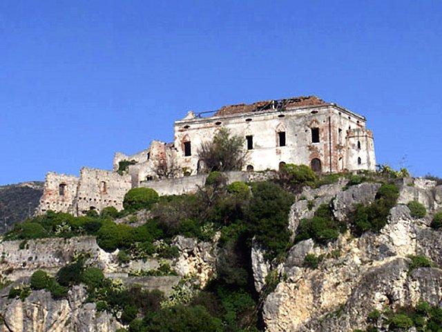 castello palizzi