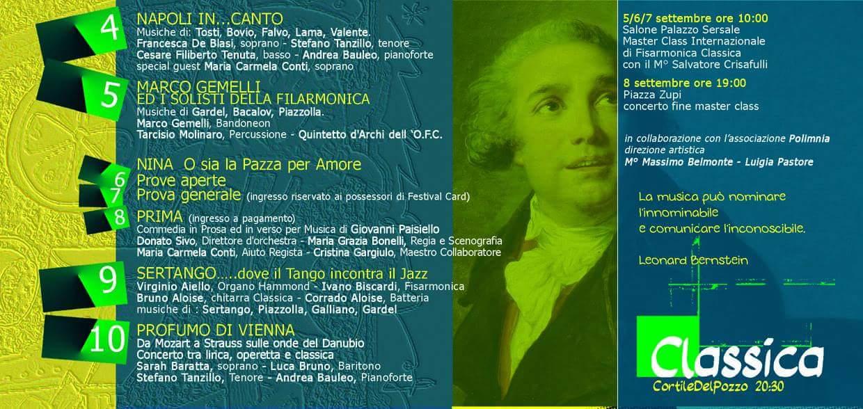 festival classica