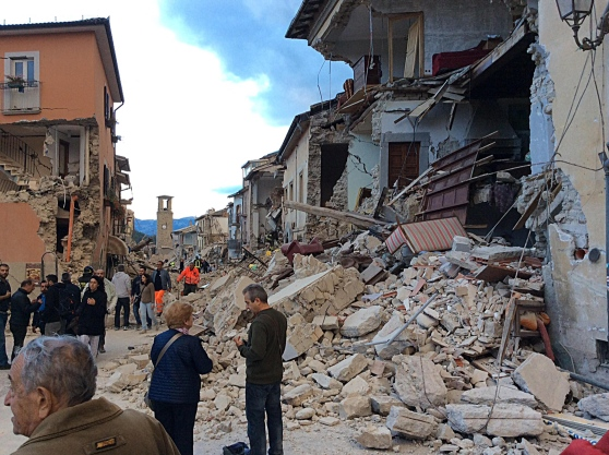 Terremoto italia centrale 2