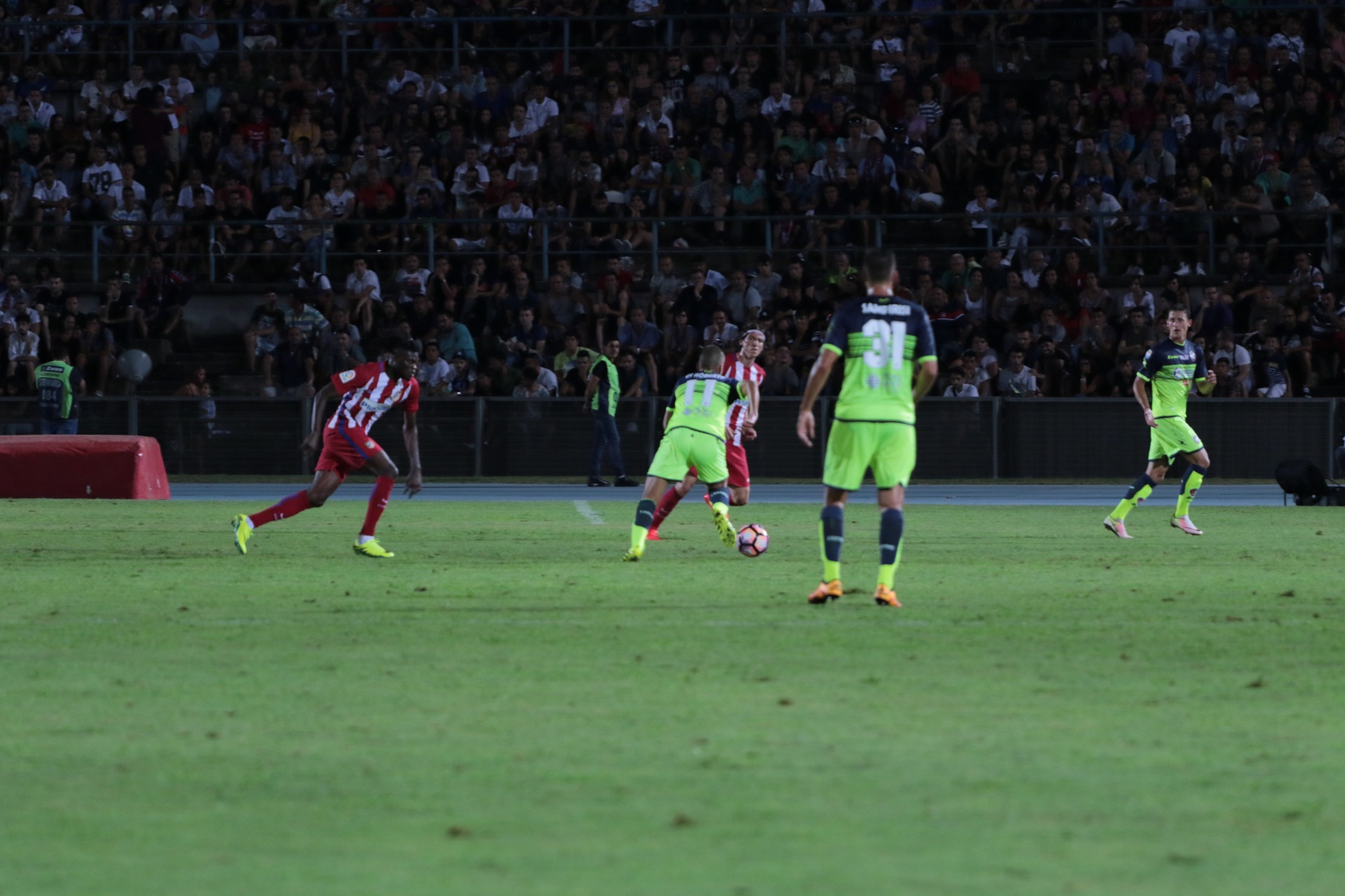 Atletico Madrid – Crotone
