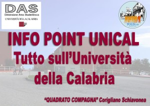 info point Unical