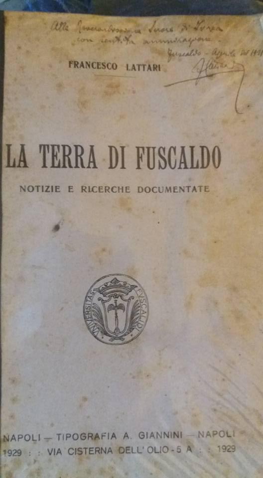 libro mostra fuscaldo