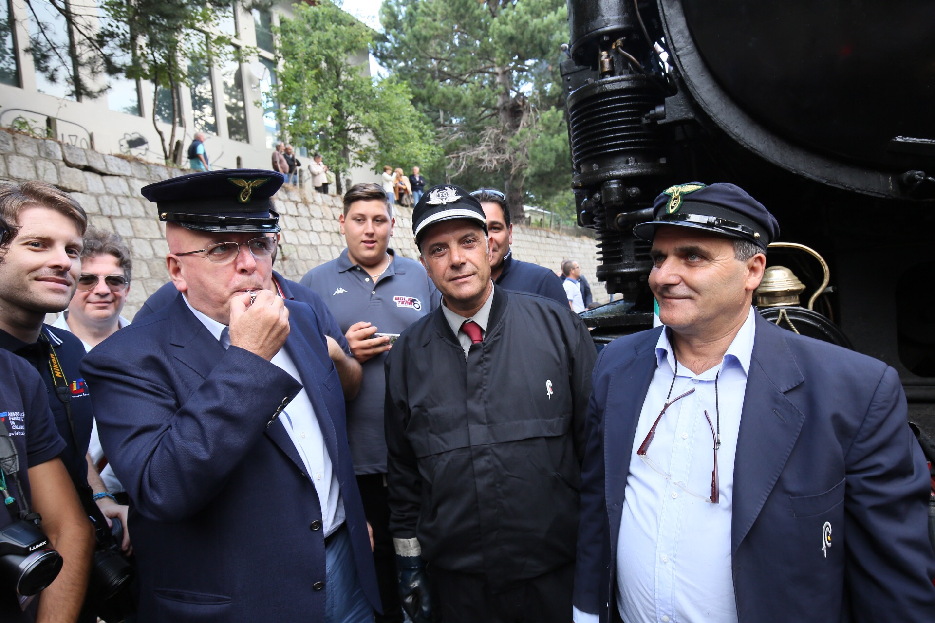 oliverio treno