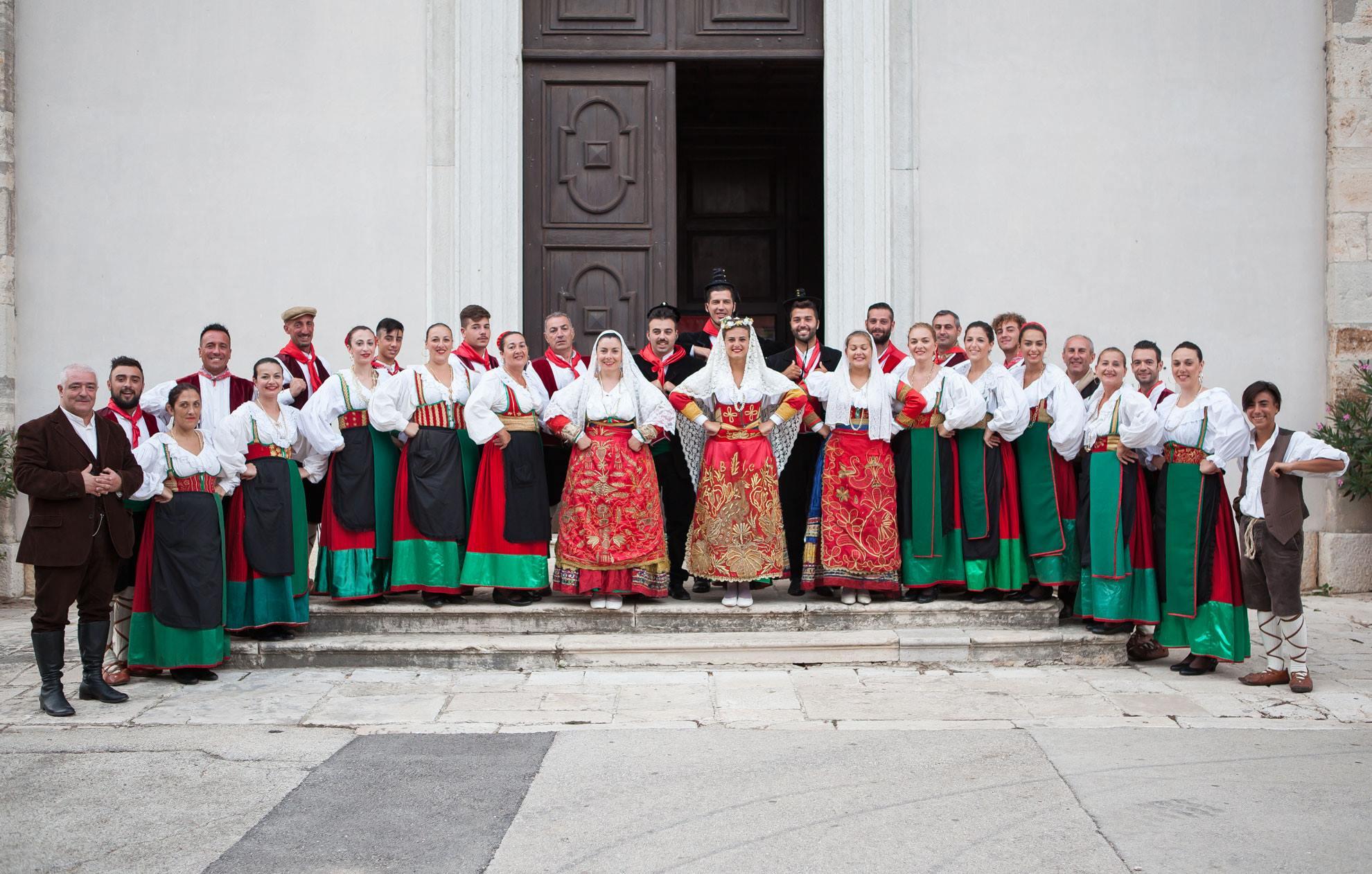 Gruppo folklorico Pro Loco di Castrovillari – Italia – Foto