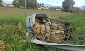Incidente camion statale 106