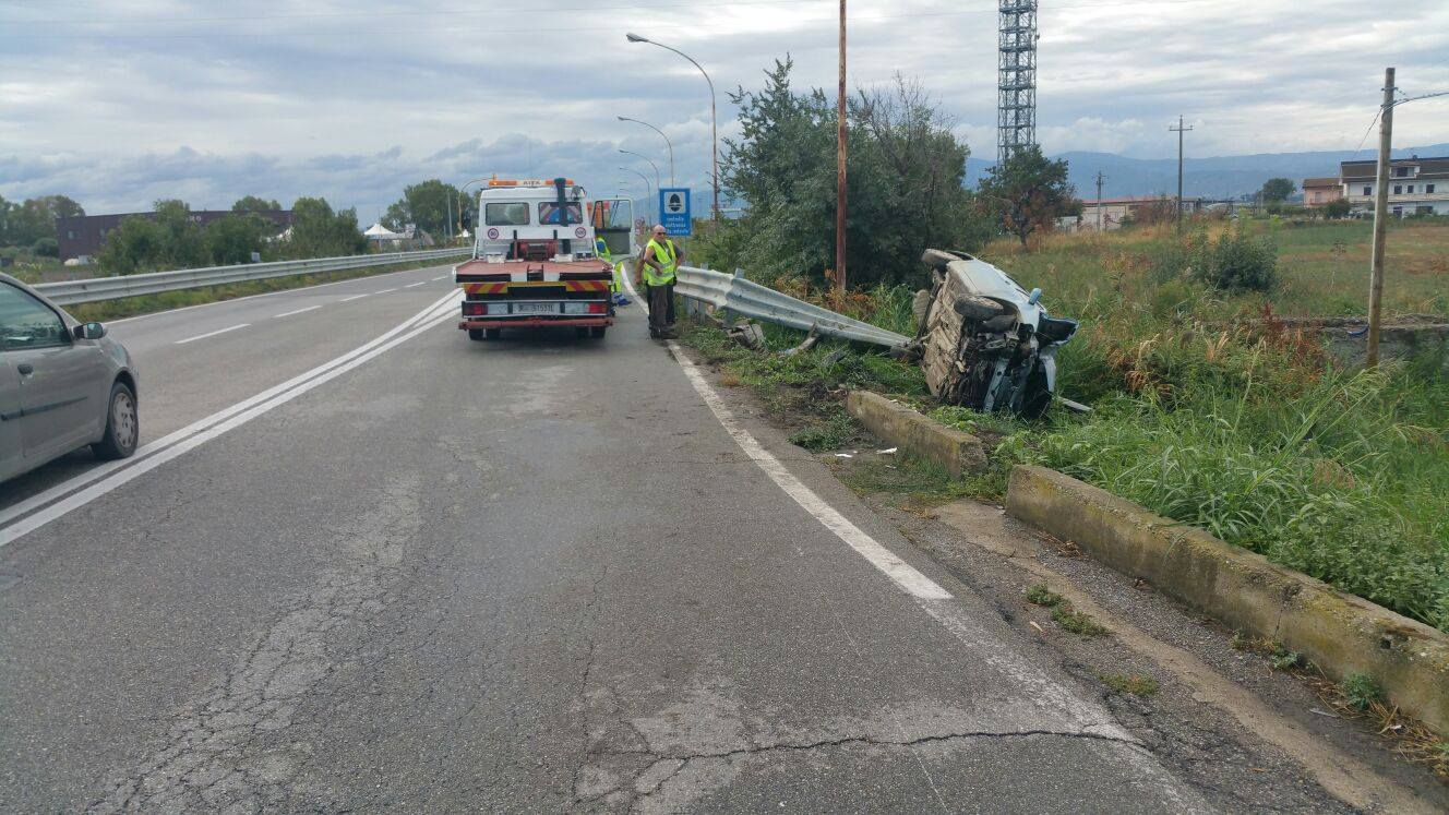 Incidente statale 106