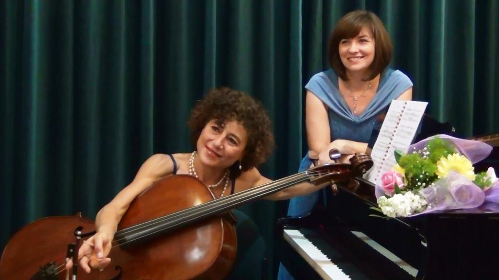 Il Duo Rosa Carnicelli e Malguina