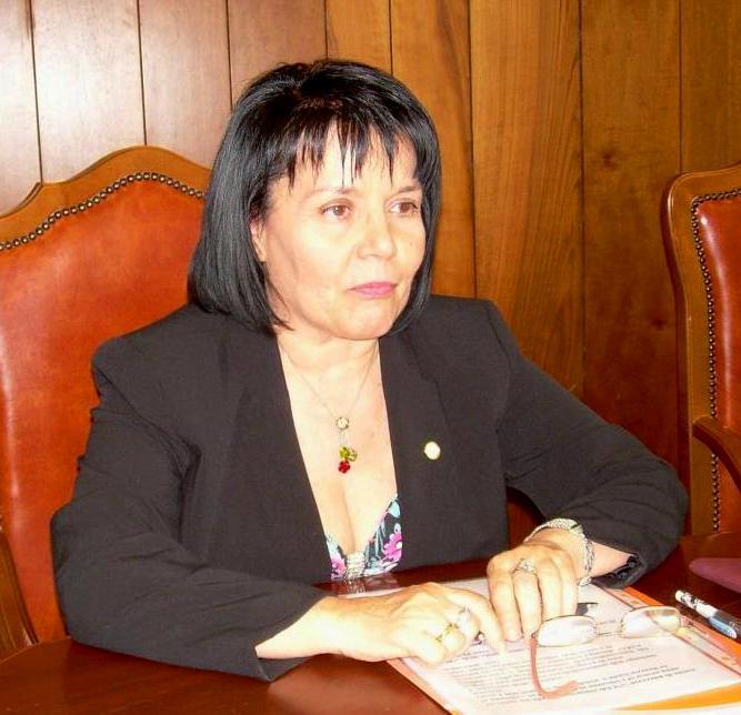 La presidente Margherita Corriere