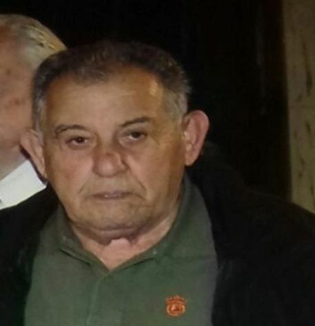 Giuseppe Marsico, l'anziano scomparso nel vibonese