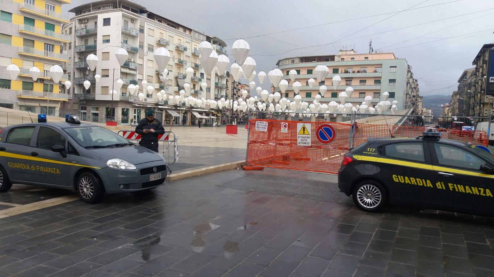 Piazza Bilotti Finanza