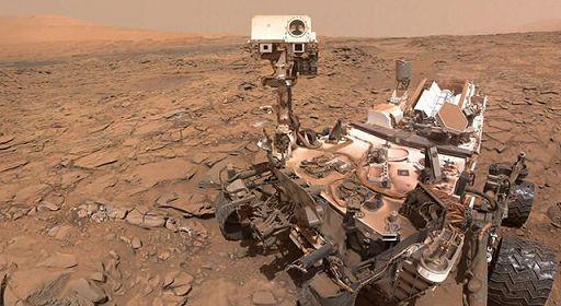Marte/Cnr, nelle rocce marziane possibili tracce di microbi