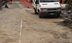 lavori strada
