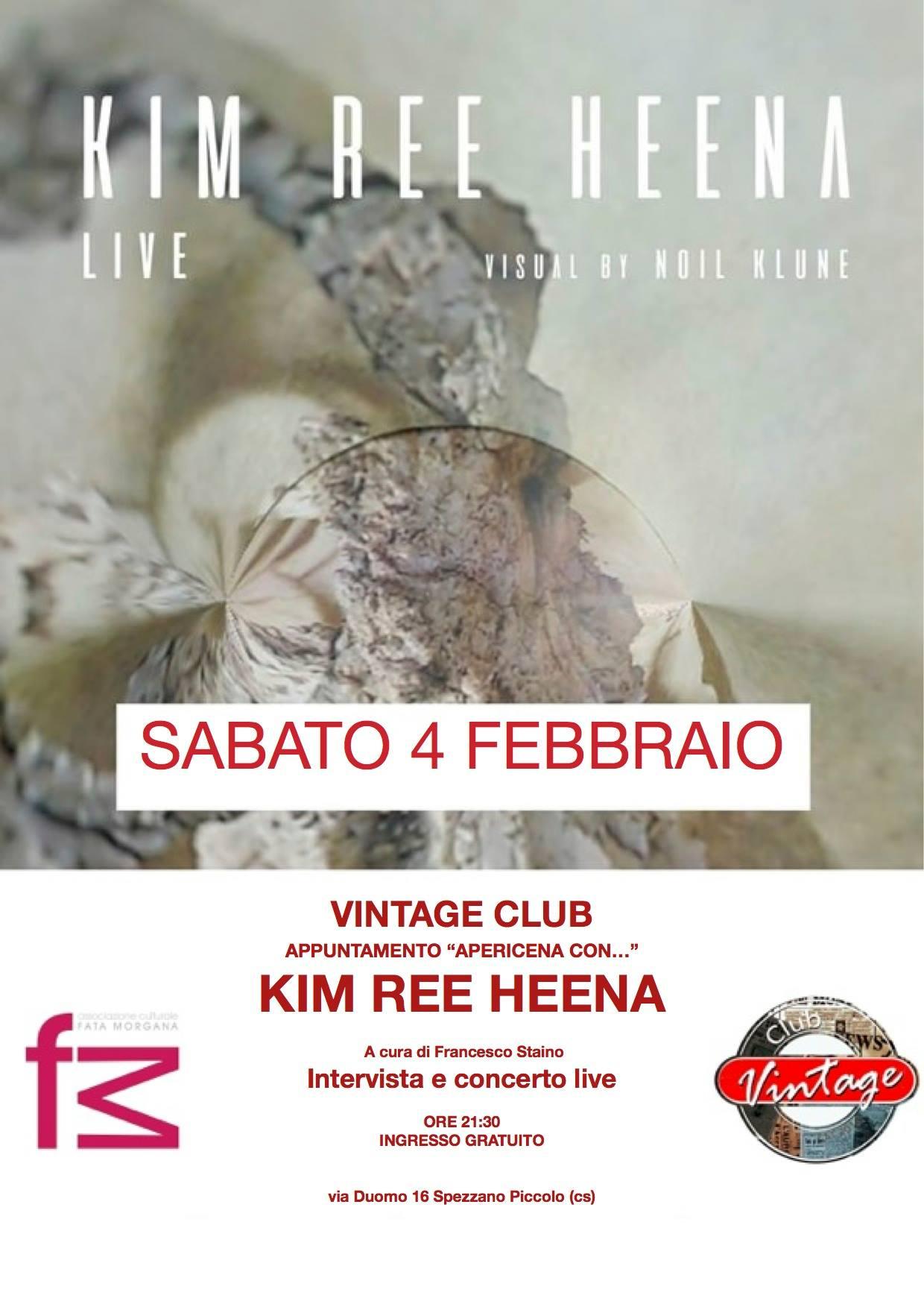 Kim live Vintage Club 04_02_17