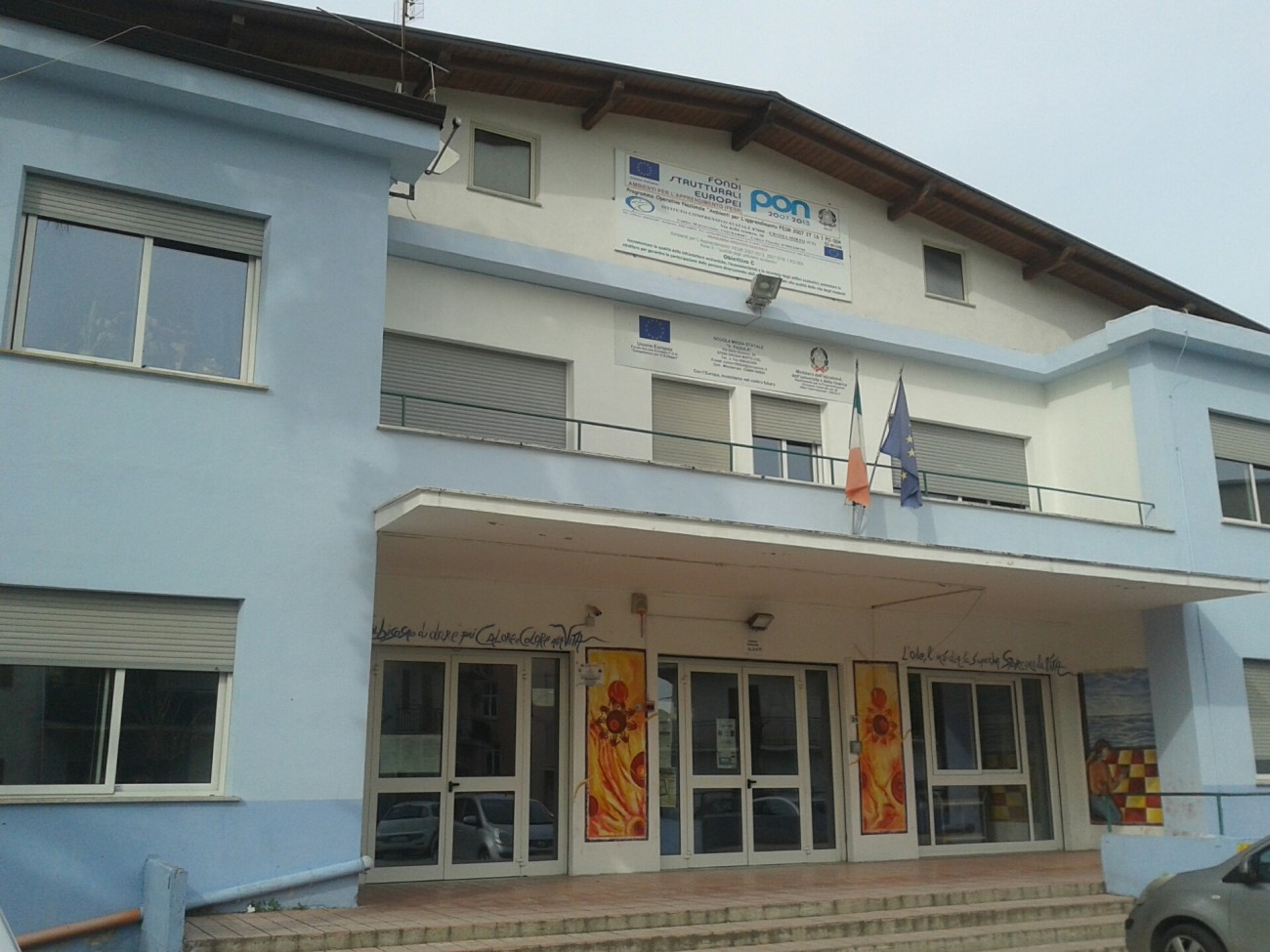 Scuola media Mirto Crosia