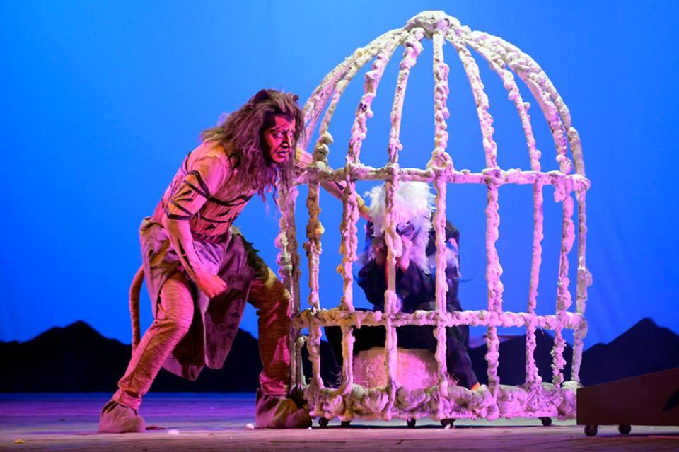 il re leone spettacolo 2