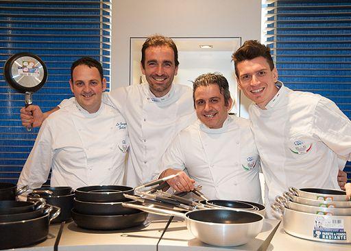Cnr catanzaro chef abili veloci e creativi - Chef cucine catanzaro ...