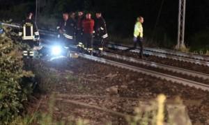 soverato incidente treno