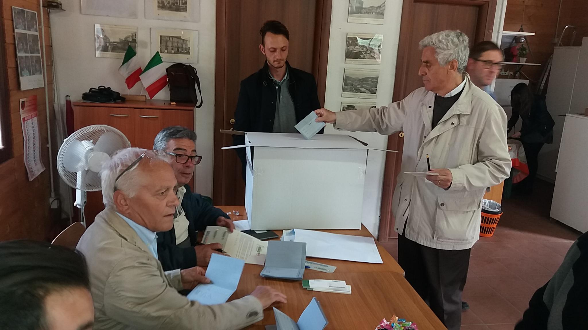 Elezioni primarie Pd cosenza