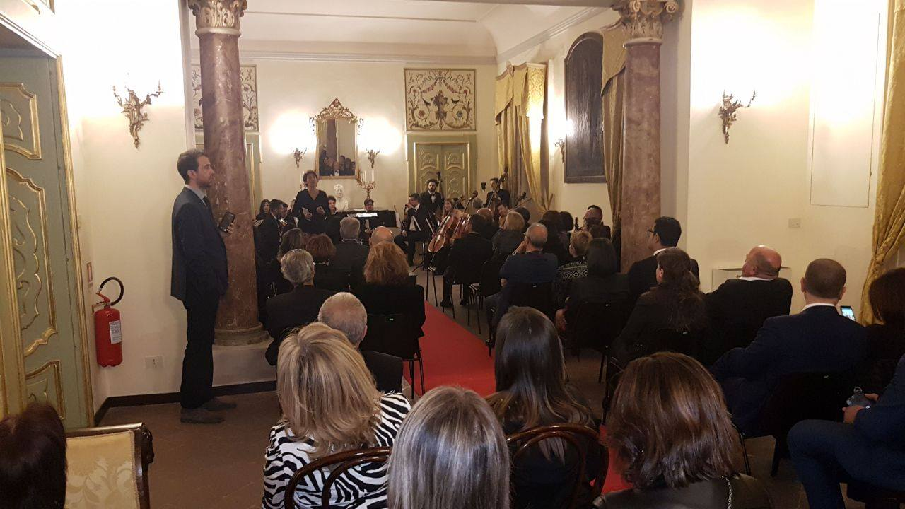 Concerto Residenza Ruggi d'Aragona