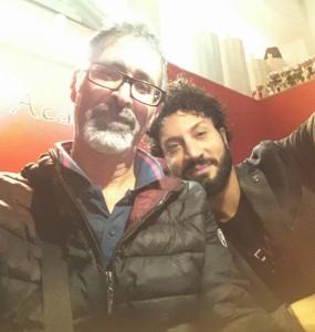 Franco Iannizzi e Gianni Testa