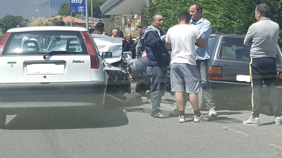 Incidente statale 107