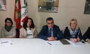candidati pd orlando Giuseppe terranova
