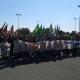 Manifetazione cittadini Rossano in corteo per rivendicare diritto alla salute