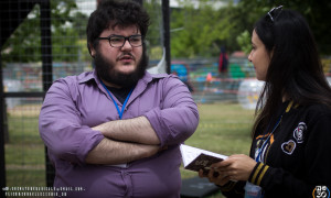 Daniele Daccò Intervista Rinoceronte