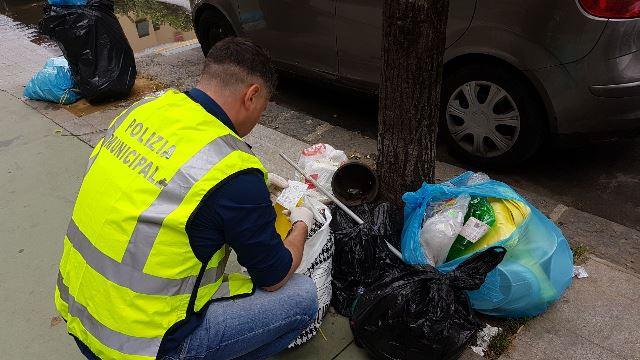 Agenti Decoro urbano_Interventi rifiuti 2
