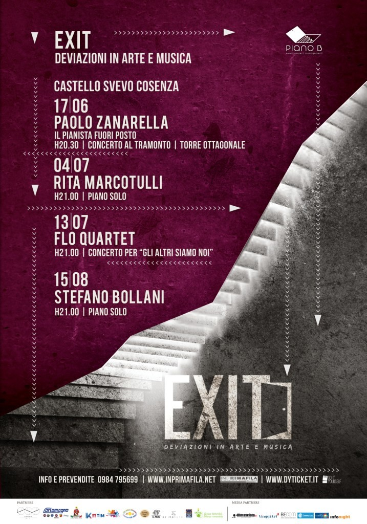 Exit2017, Bollani