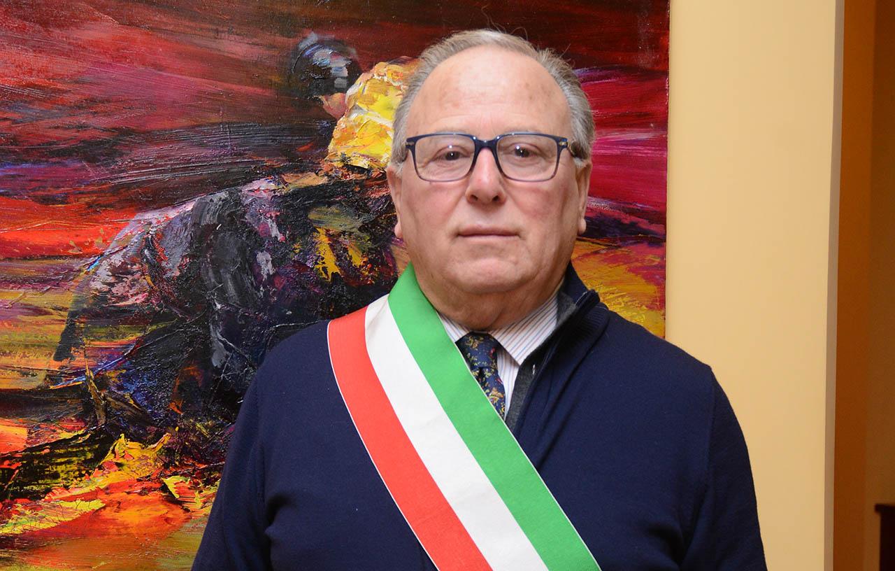 Giuseppino Santoianni sindaco Lungro