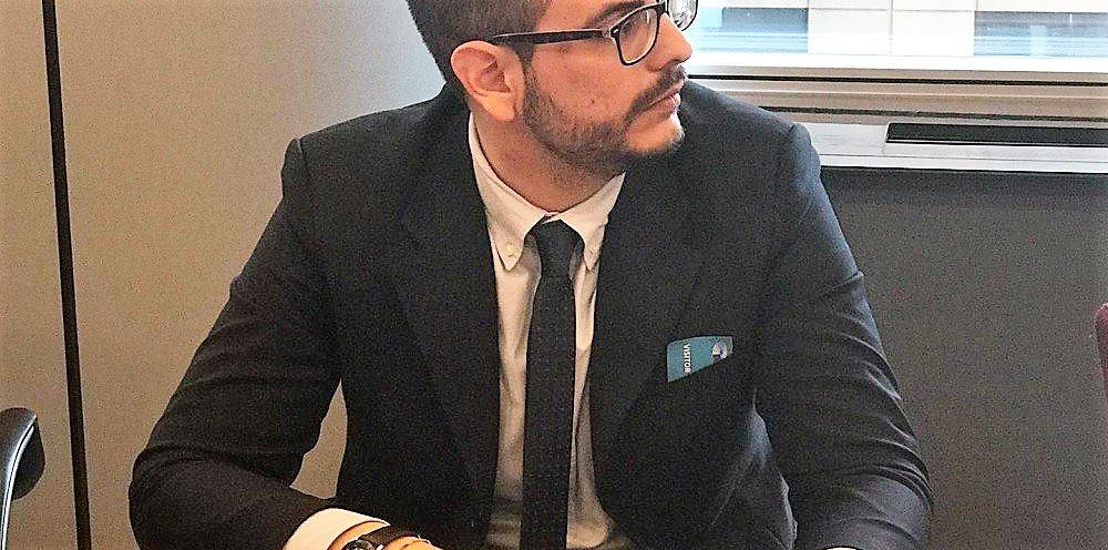 Gregorio Crudo, commissione mensa