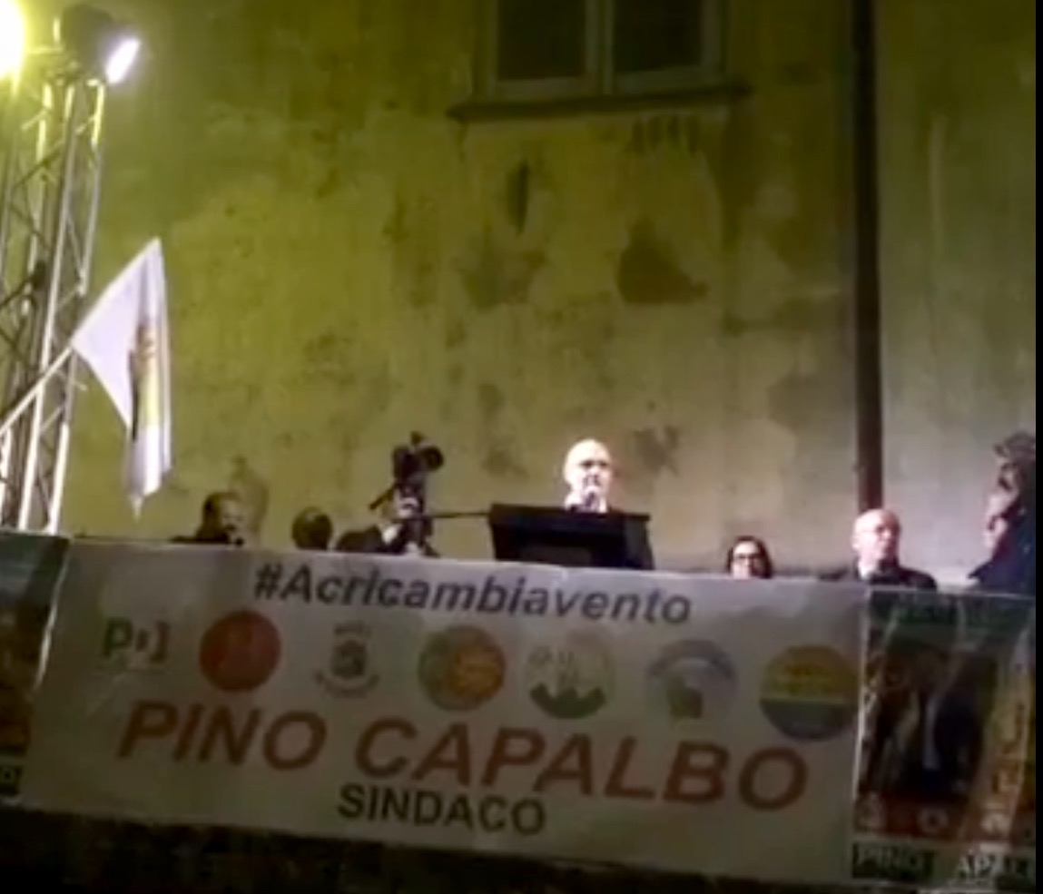 Capalbo, Acri