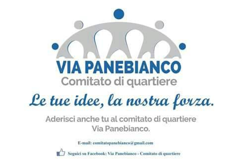 Logo Comitato di Quartiere Via Panebianco