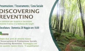 Presentazione Discovering Reventino