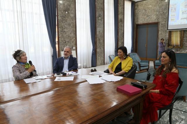 archivio storico conferenza stampa