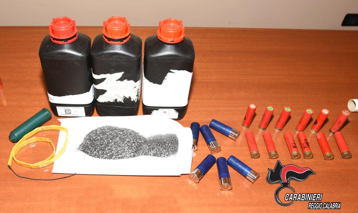 armi, droga, carabinieri 1